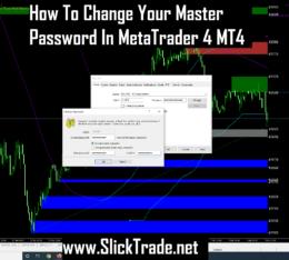 How To Change Your Master Password In MetaTrader 4 MT4