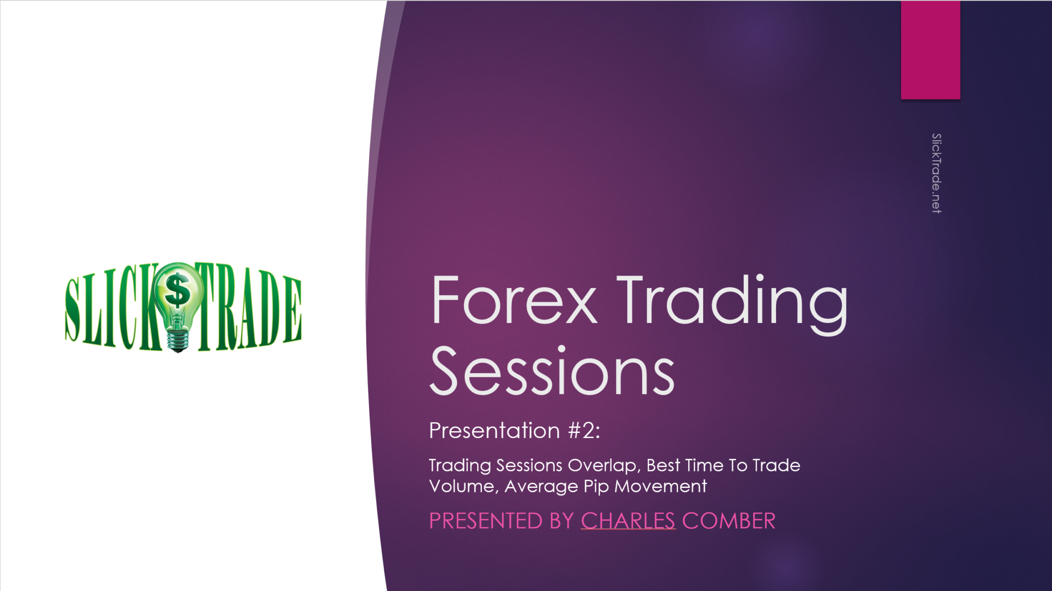 forex trading sessions presentation 2